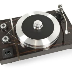 EAT Forte Turntable - Makassar Finish