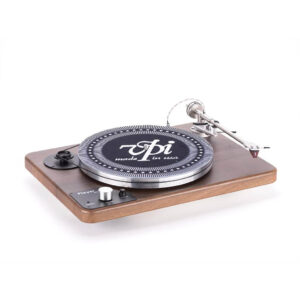 vpi industries player turntable walnut