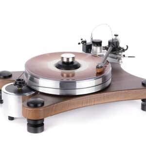 vpi industries turntable prime wood tonearm