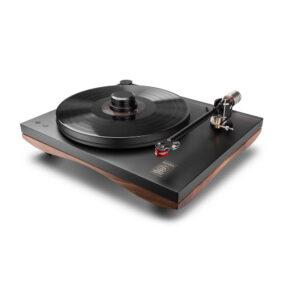 gold note pianosa turntable black walnut side adelaide hills hifi australia