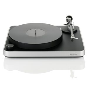 Clearaudio TP053 Concept MM Turntable (silver)