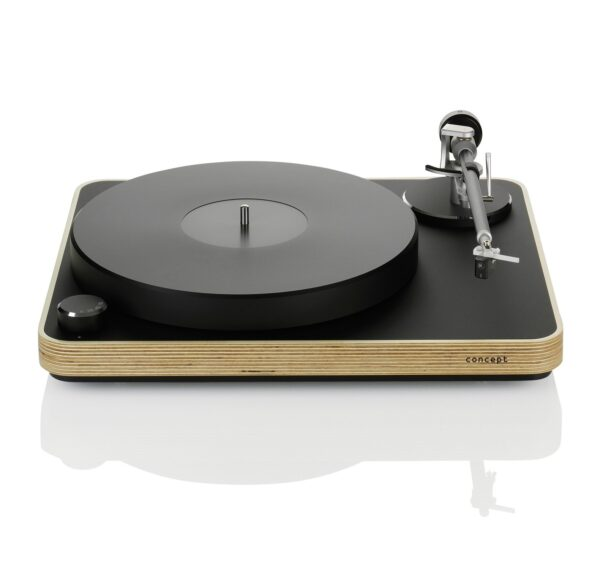 Clearaudio TP053/Wood Concept MM Turntable (wood)