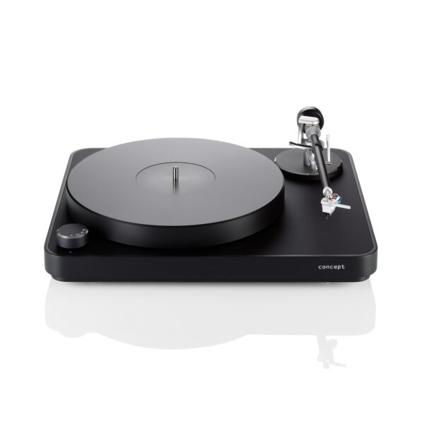 Clearaudio TP065/MM Concept MM Turntable (black)