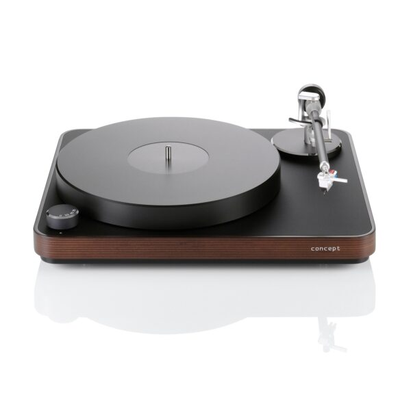 Clearaudio TP066/MM Concept MM Turntable (dark wood)