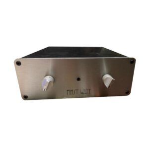 Pass Labs First Watt B5 Active Crossover / EQ for Open Baffle Speakers