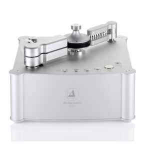 Clearaudio Double Matrix Professional Sonic Record Cleaner silver
