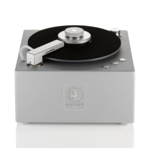 Clearaudio Smart Matrix Silent Record Cleaner silver