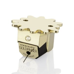 Clearaudio Goldfinger Statement Moving Coil Cartridge