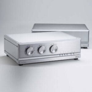 Pass Phono Preamp dual chassis