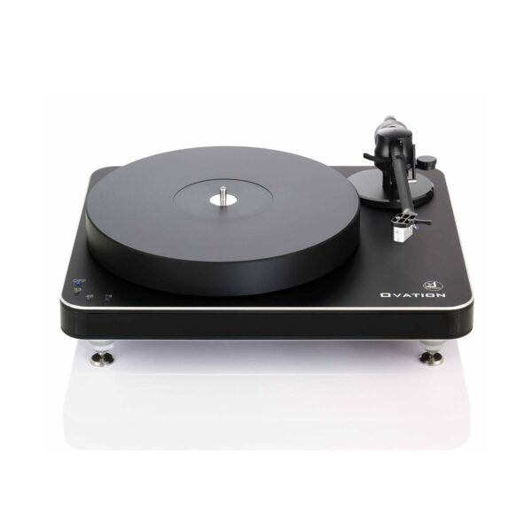 Clearaudio CAU-TT034 Ovation Turntable - Deck Only (black trim and base)