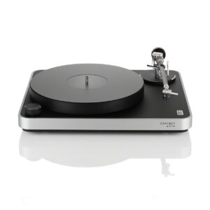 Clearaudio TP067/MM Concept Active Turntable (silver)