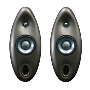 Vivid Audio Oval V1W Wall Mount Speakers